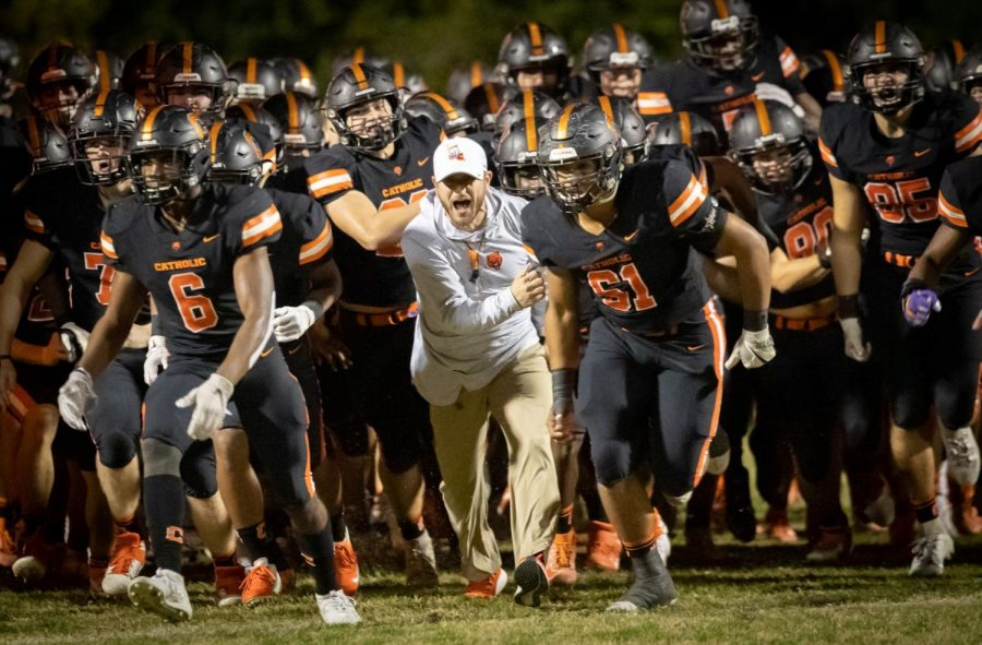 CHS Football Regular Season Recap