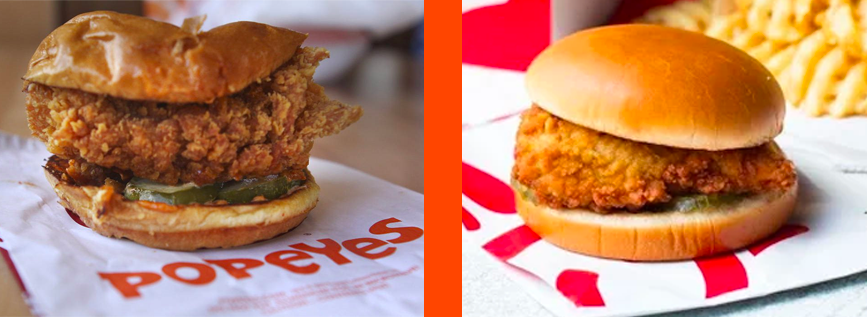 The Great Chicken Sandwich Battle