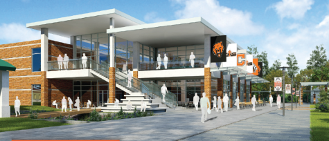 Everything You Need to Know About the New Student Center