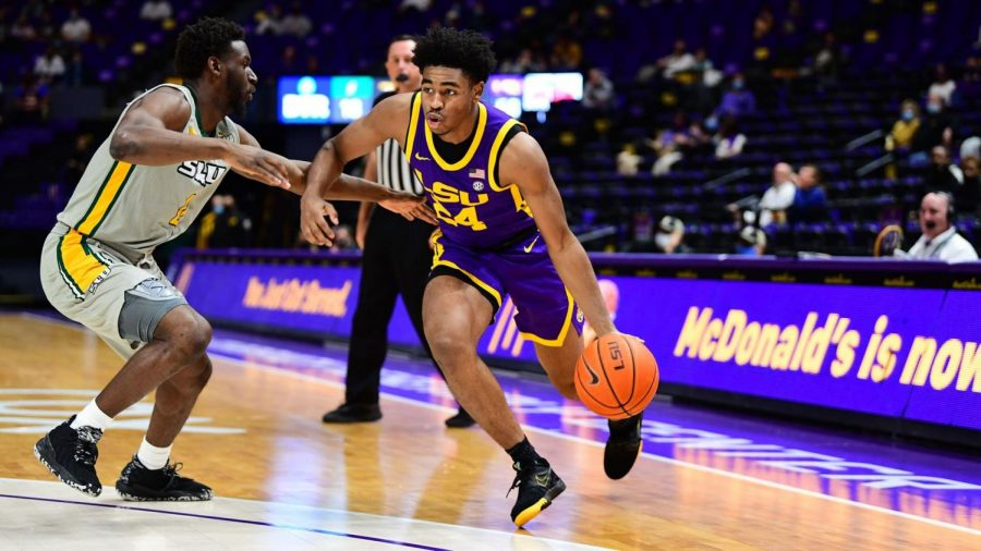 LSU Basketball Season Startup